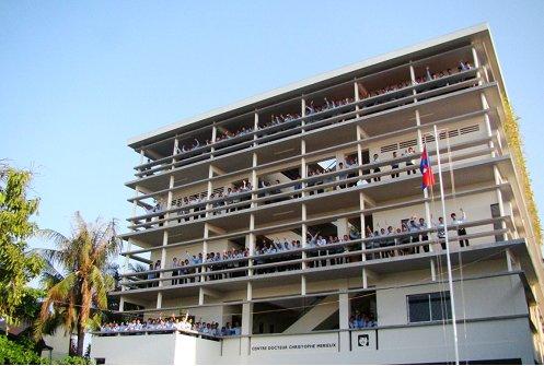 Le Centre de soutien scolaire de Phnom Penh :