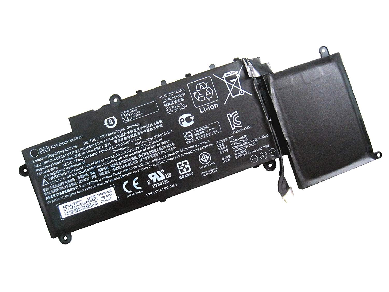Batterie d origine 11.4V pour HP Probook X360 310 G1 1ffd0389d1ad